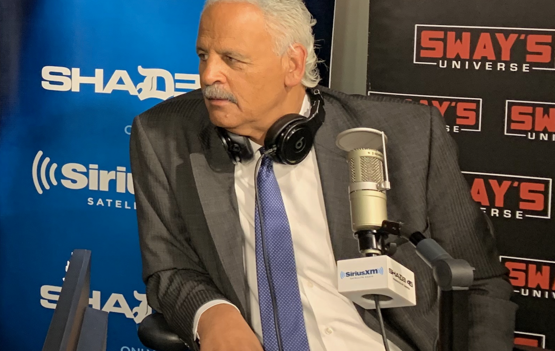 Stedman Graham Shares Secrets to Becoming a Great Leader