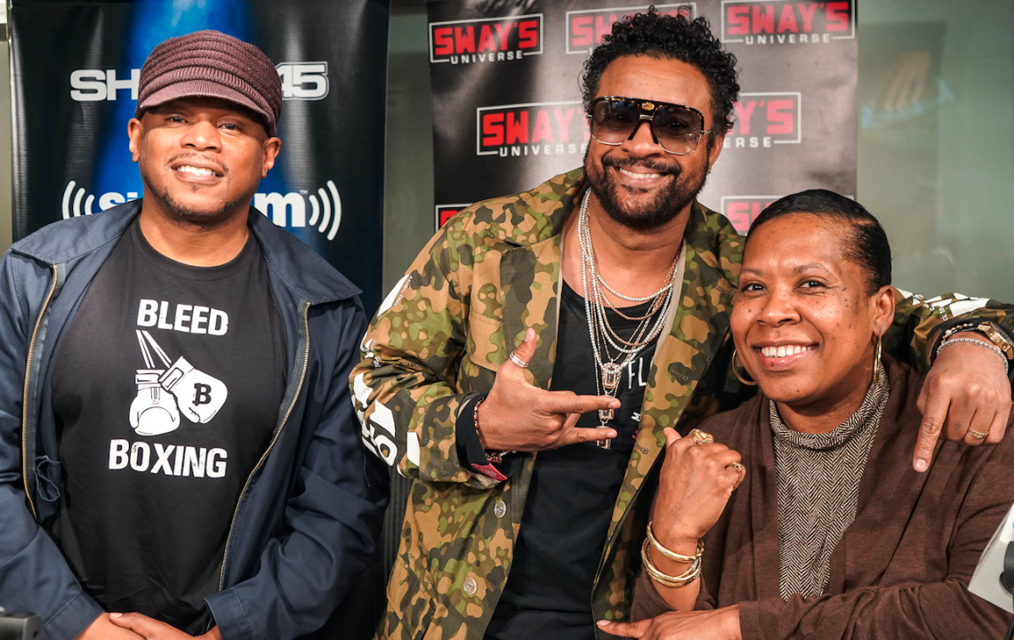 Reggae Legend Shaggy Speaks on Working with Sting on Growth and The New Wave of Reggae Music