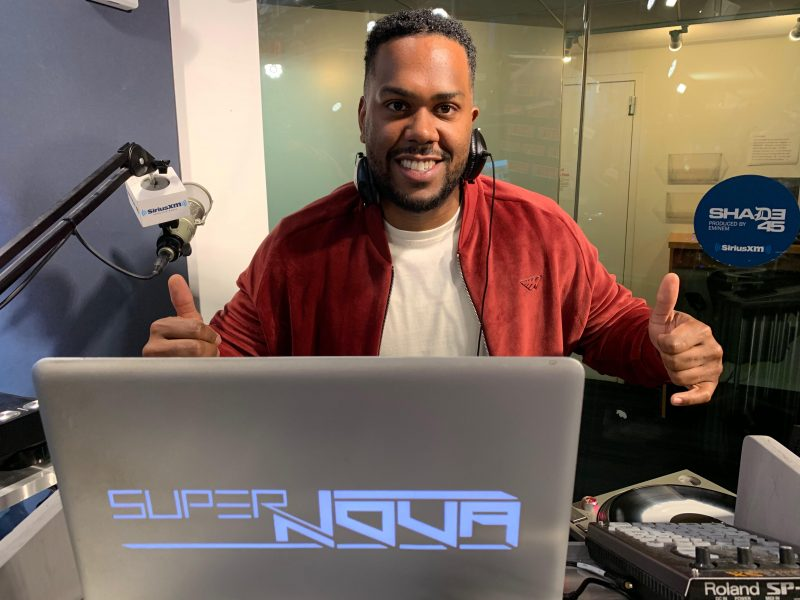 DJ SuperNova Sway In The Morning Mix