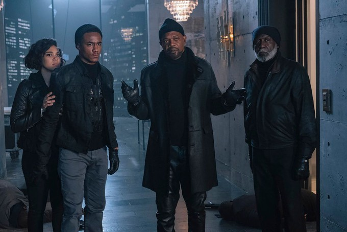 Movie Junkie: Shaft