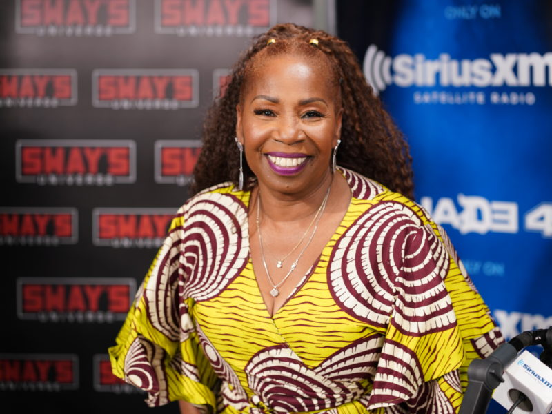Iyanla Vanzant Drops Wisdom on Sway in the Morning