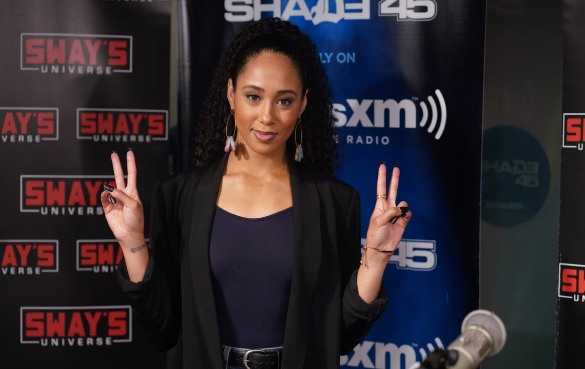 Margot Bingham on Learning from Spike Lee & Sings Live on Sway in the Morning