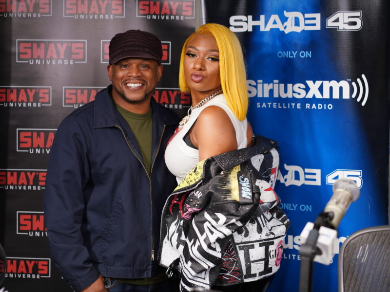 Megan Thee Stallion on Empowering Women Through Music, College & Freestyles Live