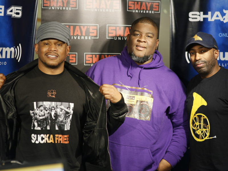 "Salaam Remi Shares Stories With Hip-Hop's Biggest Artist & New Project ""BoxTalk"" with Joell Ortiz"