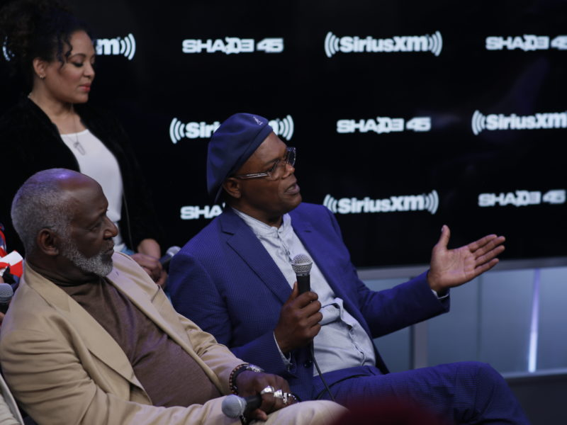 Samuel L. Jackson & The Cast of Shaft Interview: Gun Control, Politics & New Film