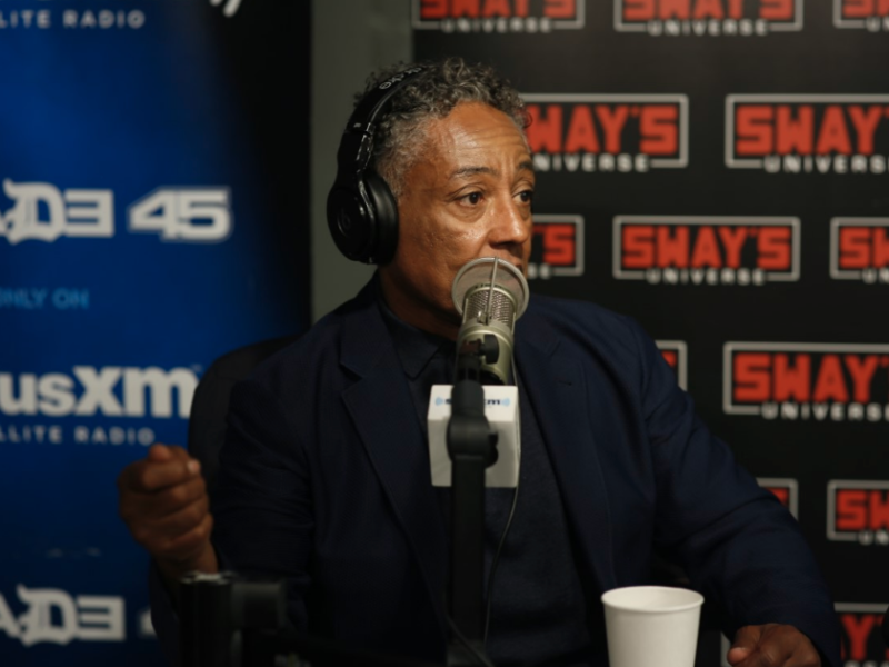 Breaking Bad Star Giancarlo Esposito Talks New Series Jett