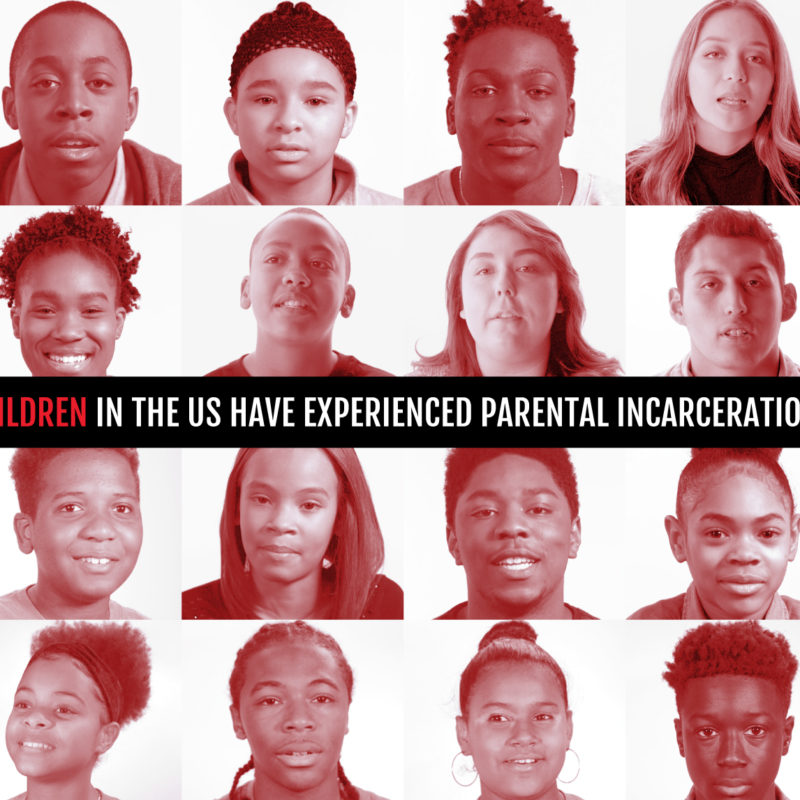 WE GOT US NOW Is Creating A voice for Children Affected by Parental Incarceration