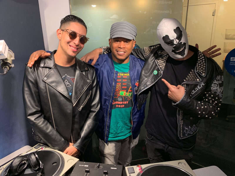 Fightclvb Sway In The Morning Mix
