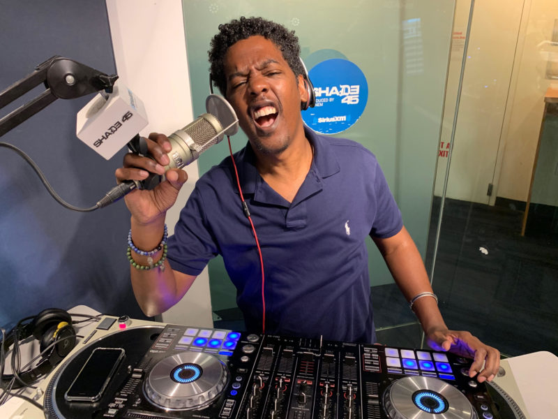 DJ Prince Hakim Sway In The Morning Mix