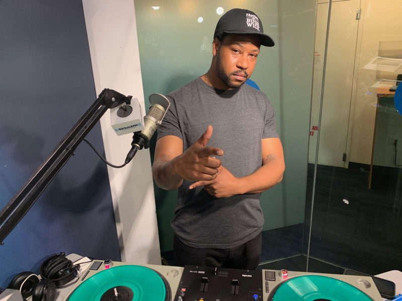 Jimmy The Gent Sway In The Morning Mix