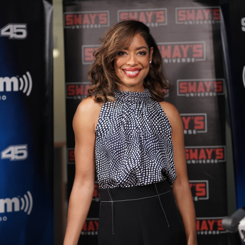 Gina Torres Explains Why She Agrees with Scarlett Johansson & Talks New Show Pearson