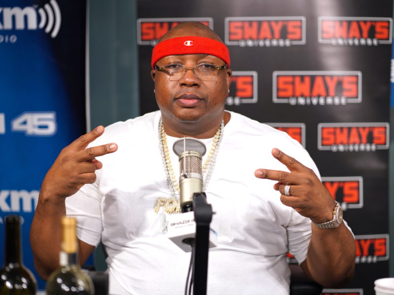 E-40 Shares Business Lessons & 28th Album on Sway in the Morning