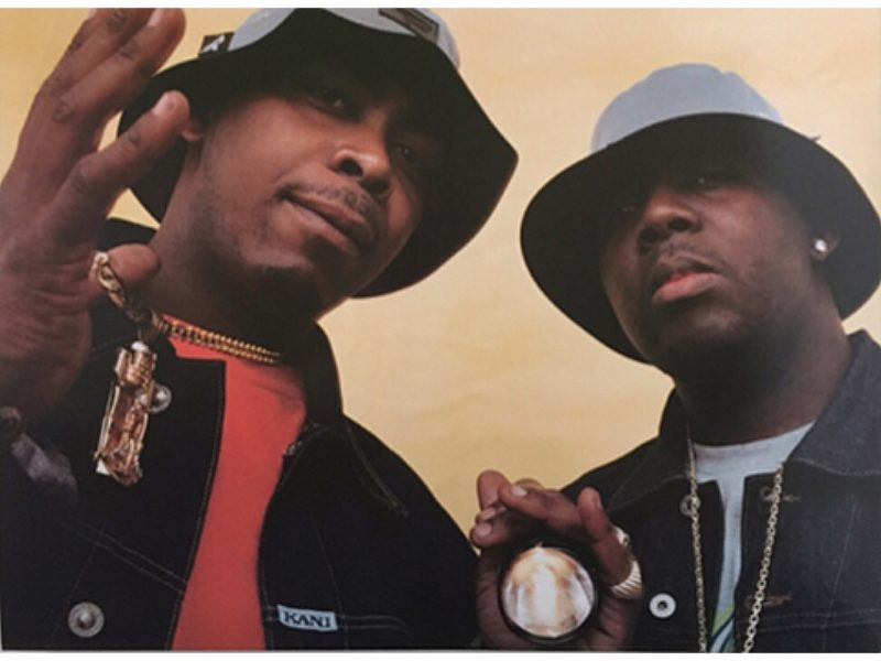 "20th Anniversary of EPMD's album ""Out of Business"""