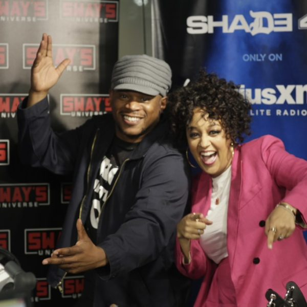 Lyric Jones Talks Women in Hip-Hop, New Music & Raps Live on Sway in the Morning