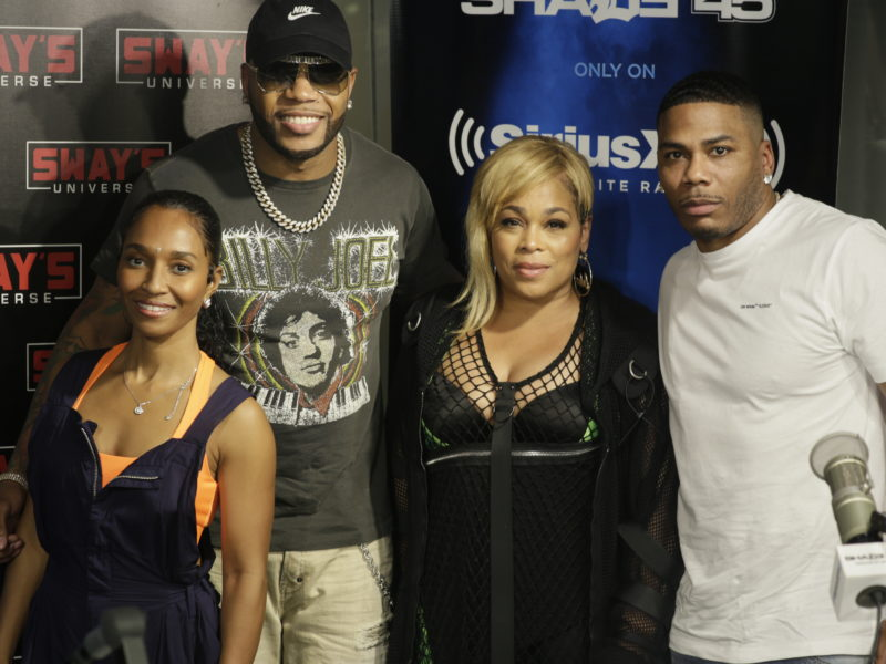 TLC, Nelly & Flo Rida on Music Ownership, Current State of Music & Tour
