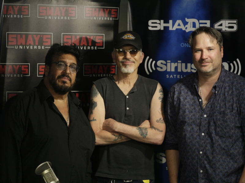 Billy Bob Thornton & The Boxmasters on Recording Process, Marriage & Lyrics