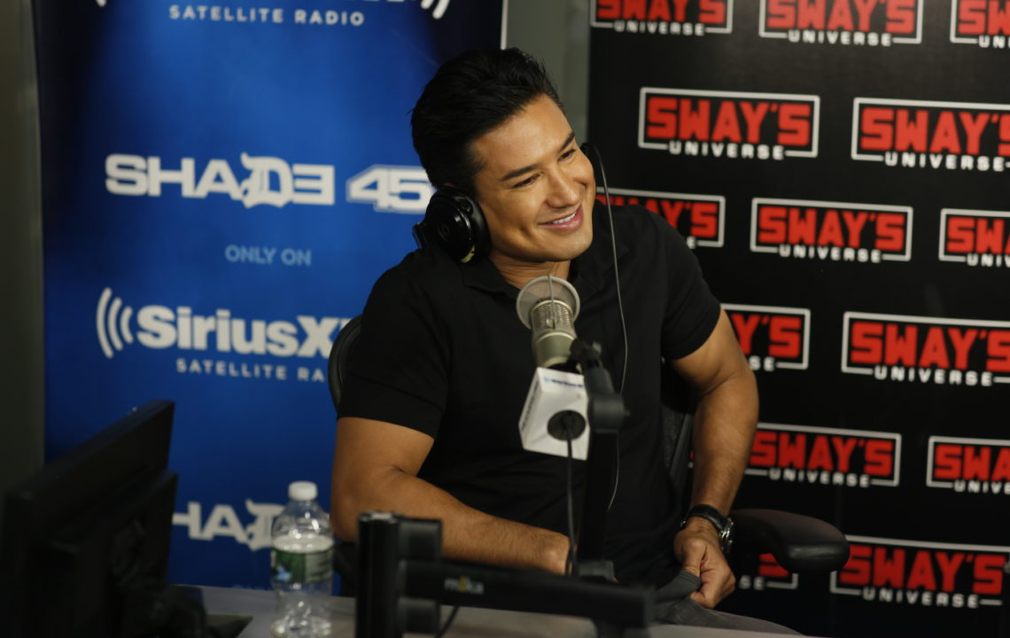 Mario Lopez on Being Baptized in the Jordan River  & 30th Anniversary of 'Saved by the Bell'