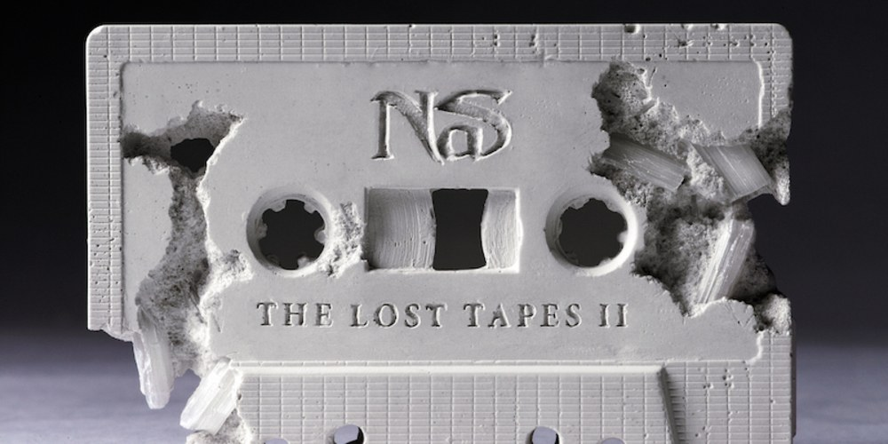 Nas' Long Awaited Album, Lost Tapes 2 Is Now Here