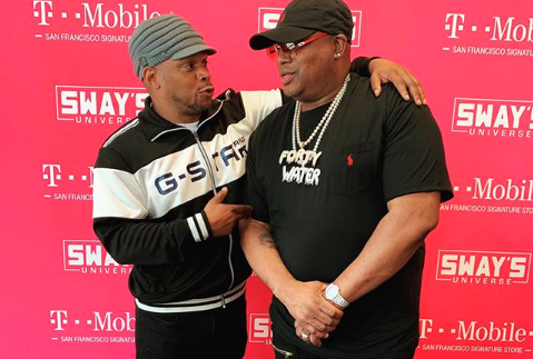 Sway x E-40 A Bay Area Hip-Hop Conversation