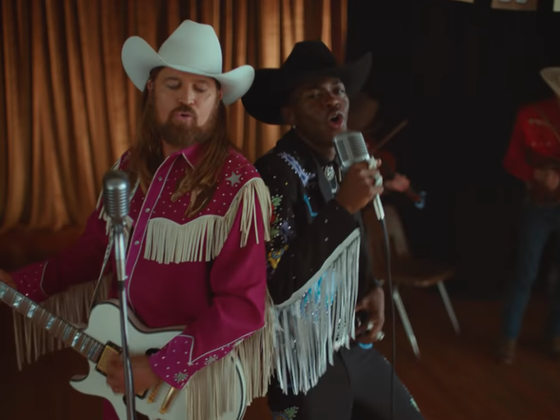 """Old Town Road"" Longest No.1 Single on Billboard Hot 100"
