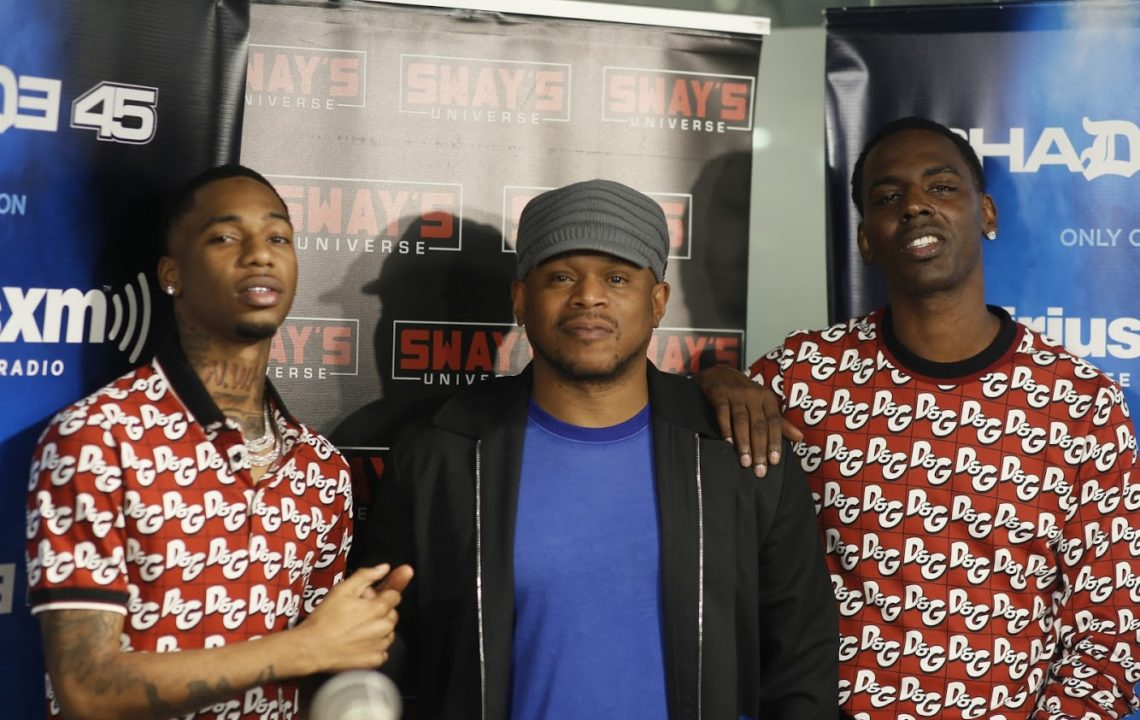 Young Dolph and Key Glock Talk New Mixtape 'Dum and Dummer'