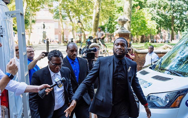 Meek Mill Starts a New Chapter As a Free Man After All Charges are Dropped