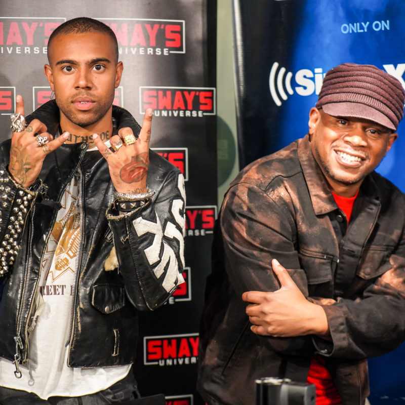 """Vic Mensa Explains Provocative """"3 Years Sober Video,"""" Talks Masculinity & Freestyles Live"""