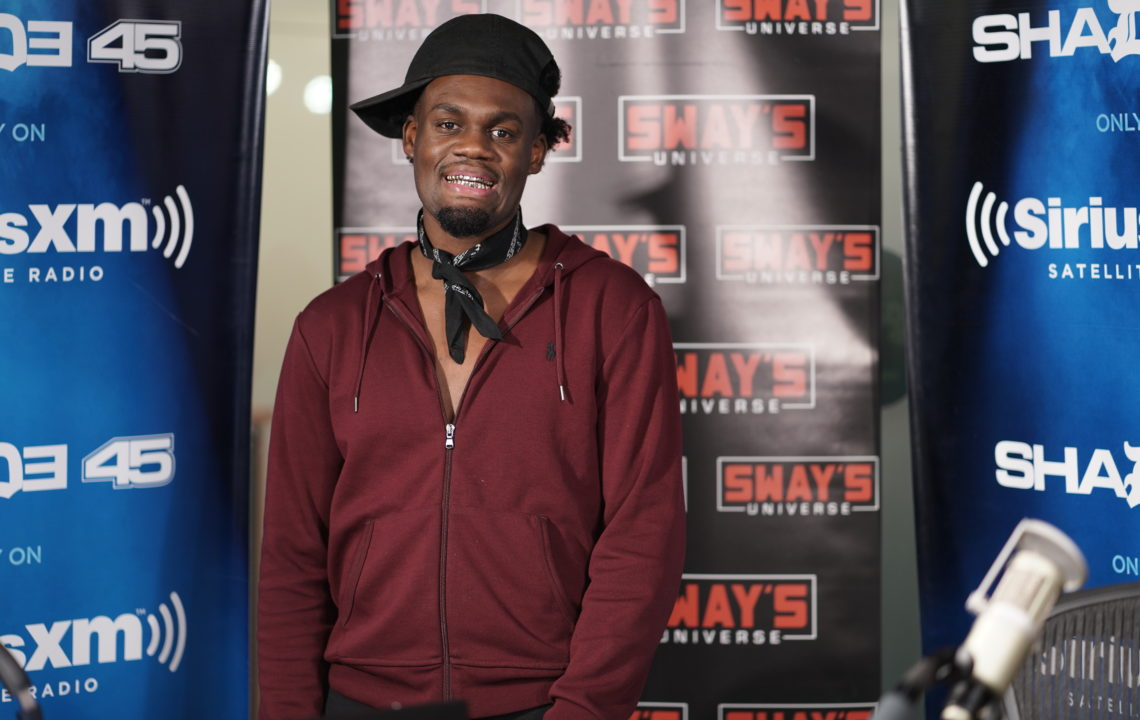 Ugly God turned Healthy God Talks Losing Weight, Leaked Music and New Album 'Bumps & Bruises'