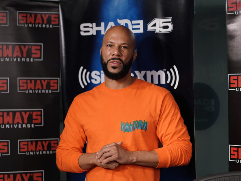 Common Reveals Very Personal Moments In 'Let Love' The Album and Book