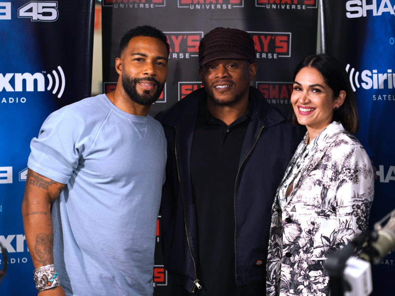 Omari Hardwick & Lela Loren on the Final Season of 'Power' and Possible Spin-Offs.