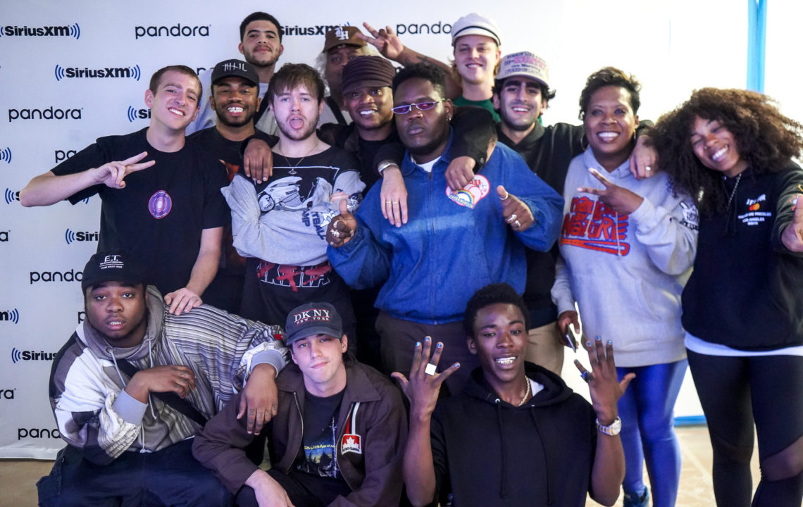 In-Studio Concert Series: Brockhampton Perform + Talk New Album & Removing A Group Member