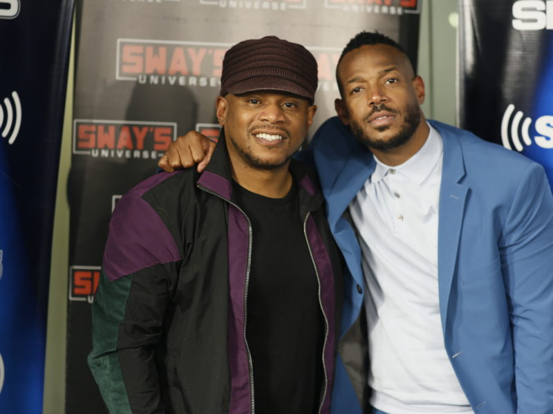 Hilarious Marlon Wayans on His Most Challenging & Best Performance on 'Sextuplets'