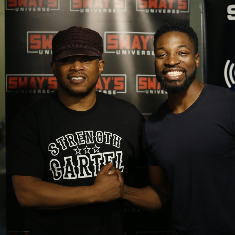 Comedian Preacher Lawson Speaks on Flying on a Private Jet with Howie Mandel & Bombing On-Stage