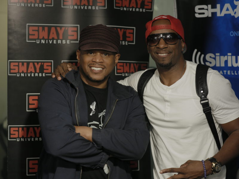 Comedian Rob Stapleton Stops by Sway In The Morning