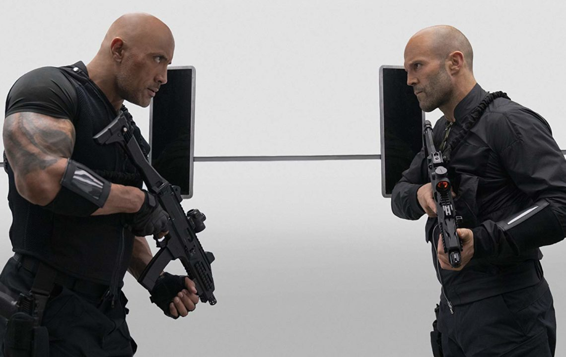 Movie Junkie: Hobbs & Shaw