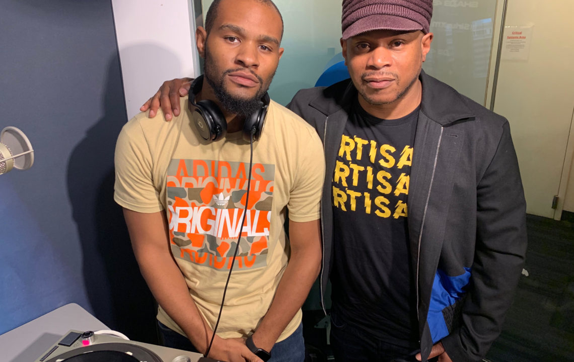 DJ Reece Sway In The Morning Mix