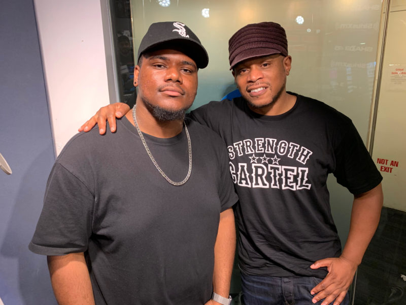 DJ Trouble Kidd Sway In The Morning Mix