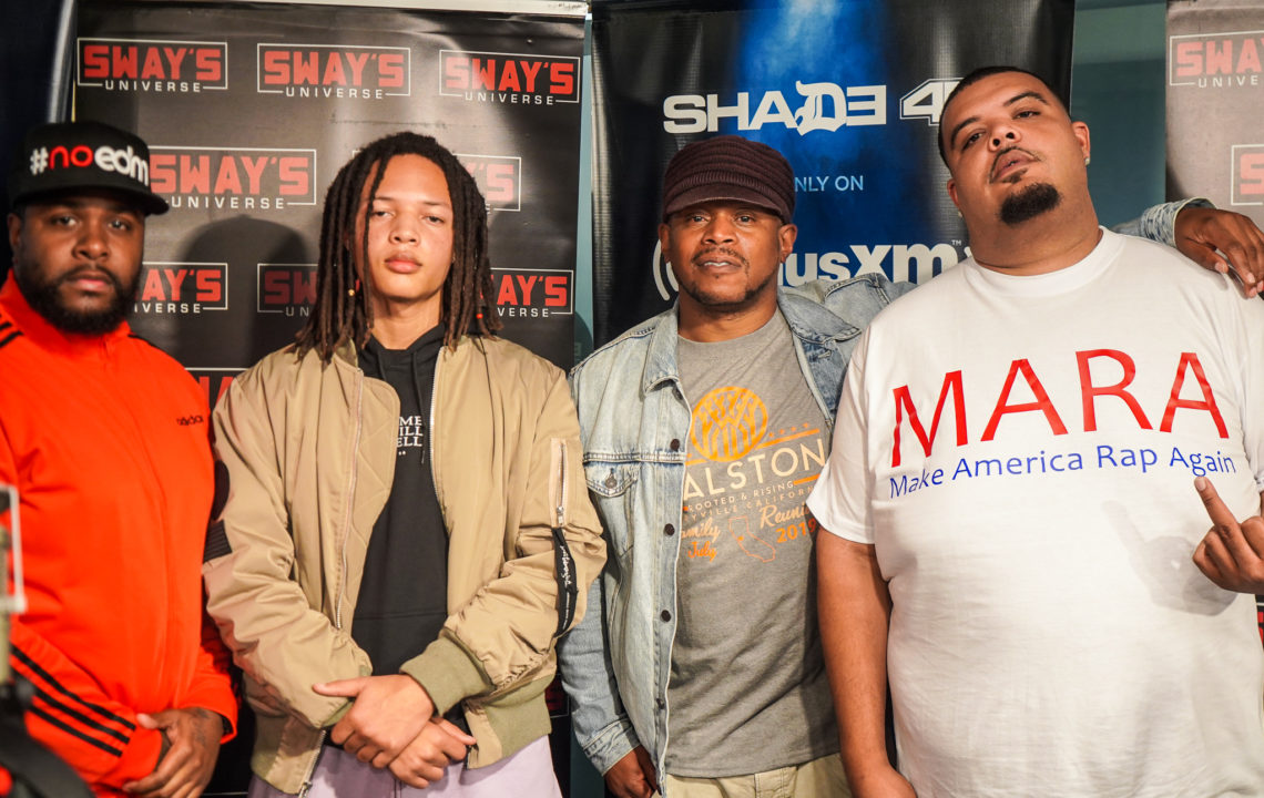 Friday Fire Cypher: Domani Harris and Big Bad Kab Jump on Amadeus Beats