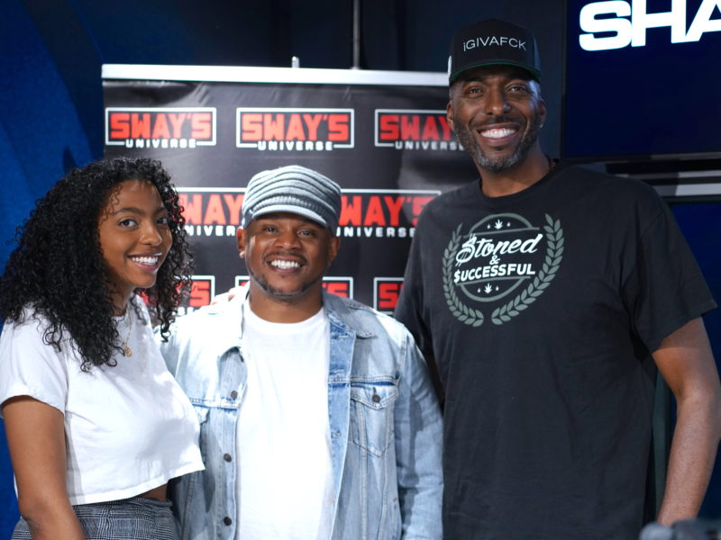John Salley & Daughter Talk Generational Wealth & Cannabis Investments