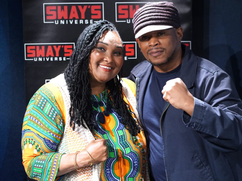 "Muhammad Ali's Daughter Maryum ""May May"" Ali Disputes False Claims of Greed & Neglect Against Kids"