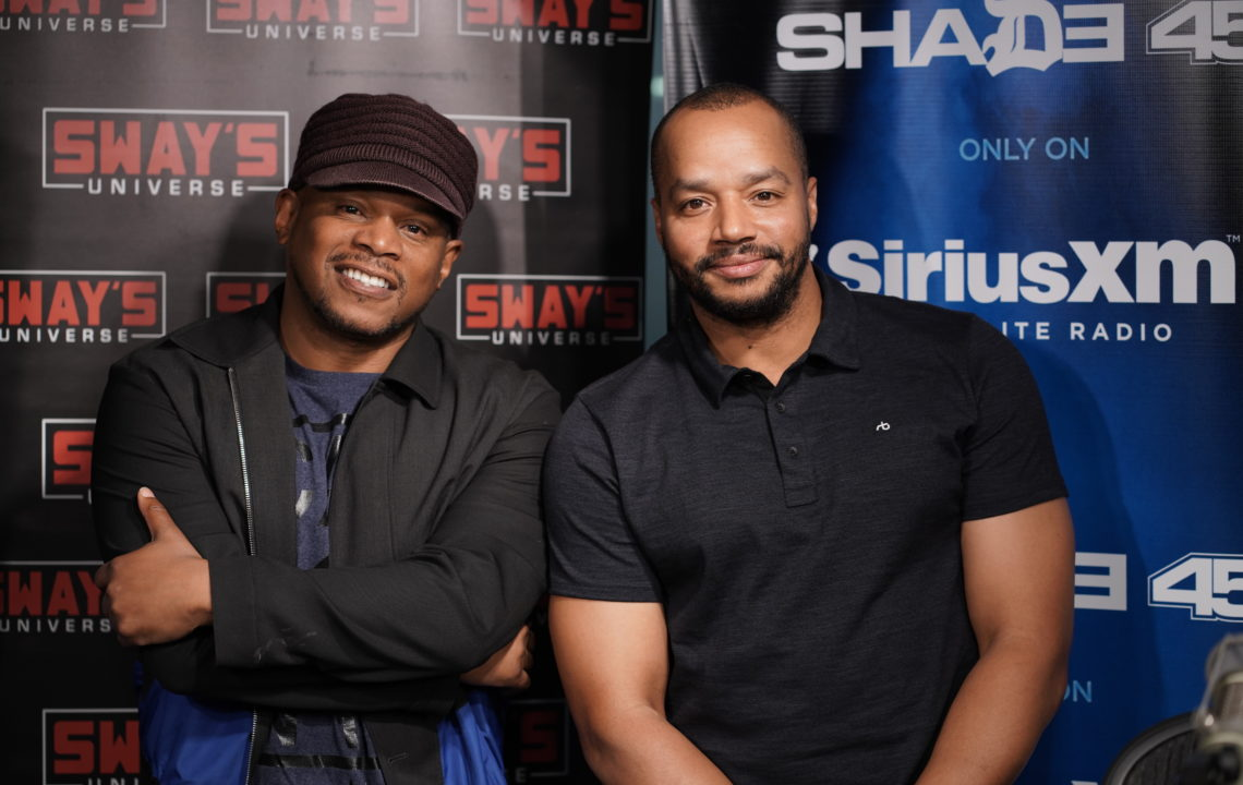 Donald Faison Talks New Show Emergence & Working with Tupac