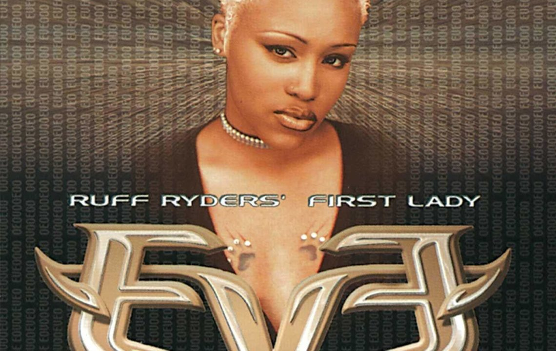 "Happy 20th Anniversary to  Eve's first album ""Let There Be Eve…Ruff Ryders' First Lady"""