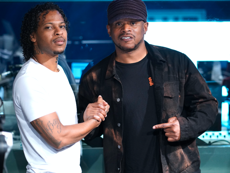 Roc Nation's G Perico Tells The Story of Being Shot And Performing The Same Night