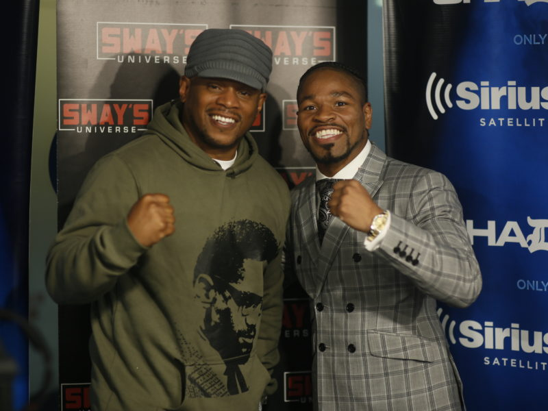 Shawn Porter Predicts 8th Round Knockout Of Errol Spence Jr.