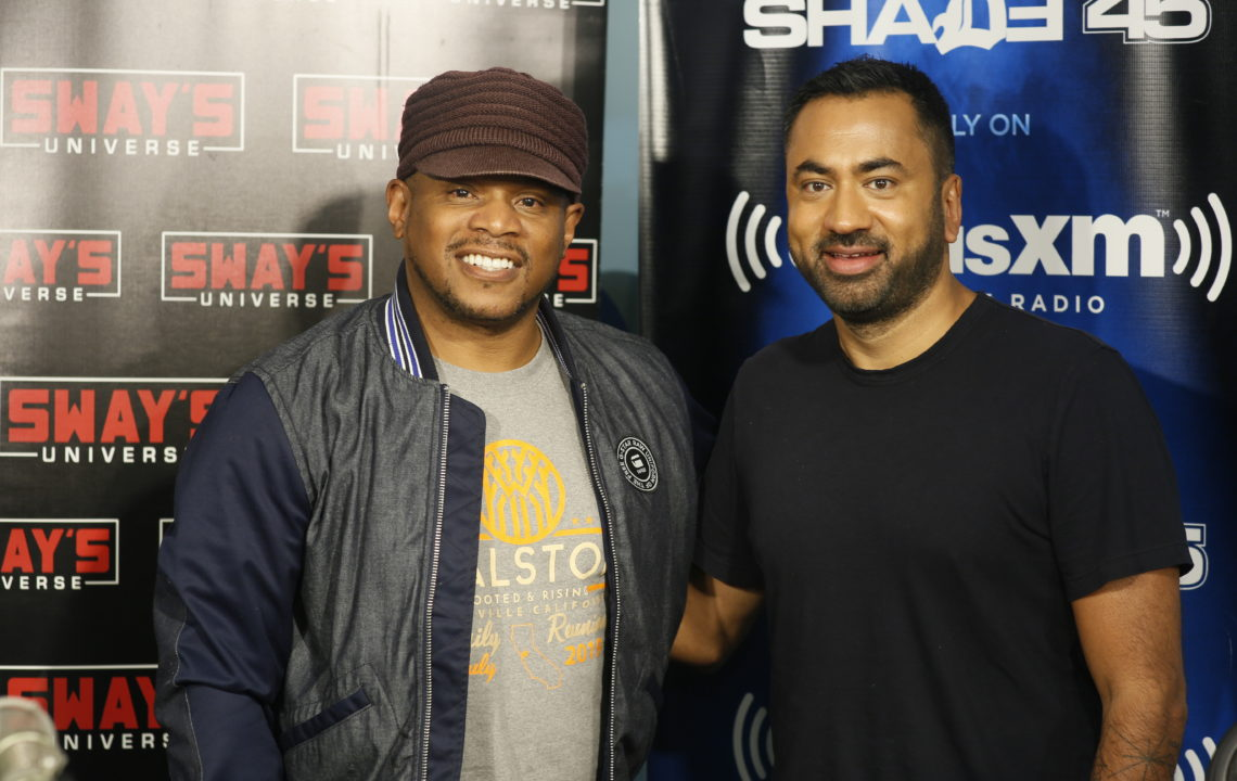 "Kal Penn Talks New ""Sunnyside"" Series + Working at White House With President Obama"