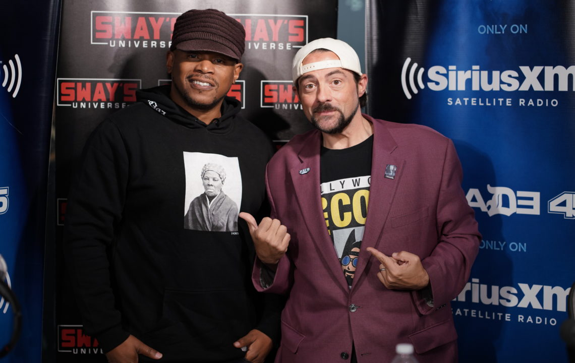 """Kevin Smith Details Massive Heart Attack & """"Jay and Silent Bob Reboot"""""""