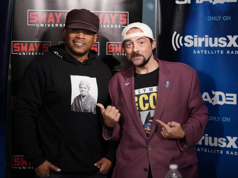 "Kevin Smith Details Massive Heart Attack & ""Jay and Silent Bob Reboot"""