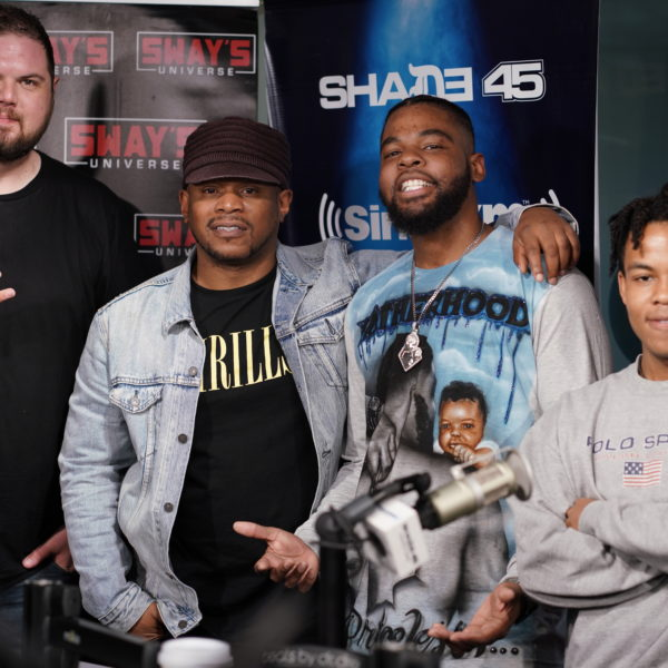 DJ K Yung Sway In The Morning Mix