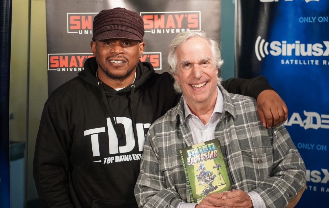 Henry Winkler on Writing Through Dyslexia, Trying Cocaine & Daughter on Eminem's Album