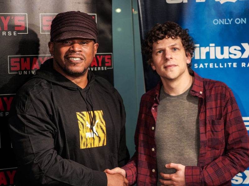 "Jesse Eisenberg Talks ""Zombieland Double Tap"" & Why It Took 10 Years for a Sequel"